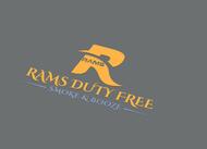 Rams Duty Free + Smoke & Booze Logo - Entry #79
