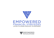 Empowered Financial Strategies Logo - Entry #156