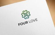 Four love Logo - Entry #20