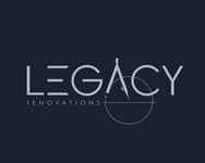 LEGACY RENOVATIONS Logo - Entry #97