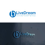 LiveDream Apparel Logo - Entry #391