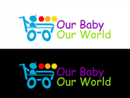Logo for our Baby product store - Our Baby Our World - Entry #120