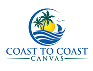 coast to coast canvas Logo - Entry #104