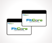 FitCore District Logo - Entry #119