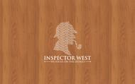 Inspector West Logo - Entry #49