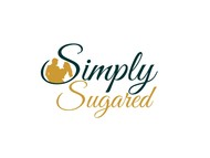 Simply Sugared Logo - Entry #81