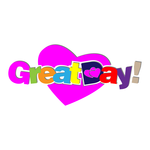 Great Day! Great Day! Logo - Entry #83
