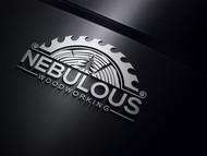 Nebulous Woodworking Logo - Entry #72