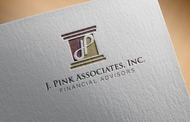 J. Pink Associates, Inc., Financial Advisors Logo - Entry #309