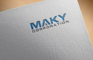 MAKY Corporation  Logo - Entry #71