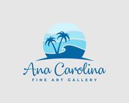 Ana Carolina Fine Art Gallery Logo - Entry #188