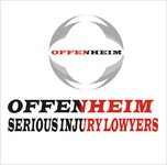 Law Firm Logo, Offenheim           Serious Injury Lawyers - Entry #154