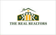 The Real Realtors Logo - Entry #121