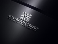 4P Wealth Trust Logo - Entry #220