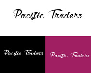 Pacific Traders Logo - Entry #100