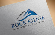 Rock Ridge Wealth Logo - Entry #232