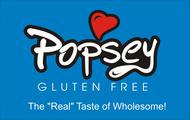 gluten free popsey  Logo - Entry #56
