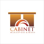Cabinet Makeovers & More Logo - Entry #96