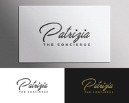 Patrizia The Concierge Logo - Entry #47