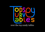 Topsey turvey tables Logo - Entry #160