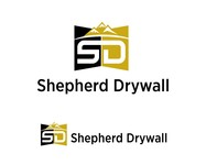 Shepherd Drywall Logo - Entry #281