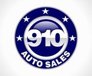 910 Auto Sales Logo - Entry #109