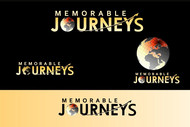 Memorable Journeys Logo - Entry #34