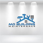 MD Building Maintenance Logo - Entry #118