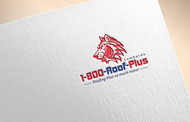 1-800-Roof-Plus Logo - Entry #31
