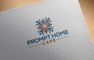 Prompt Home Care Logo - Entry #11