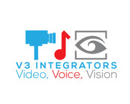 V3 Integrators Logo - Entry #175