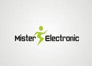 Mister Electronic Logo - Entry #38