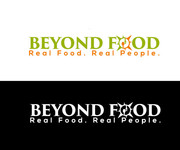Beyond Food Logo - Entry #129
