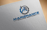 MAIN2NANCE BUILDING SERVICES Logo - Entry #204
