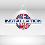 Installation Nation Logo - Entry #28