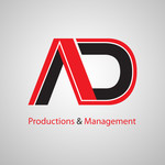 Corporate Logo Design 'AD Productions & Management' - Entry #72