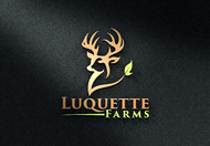 Luquette Farms Logo - Entry #156