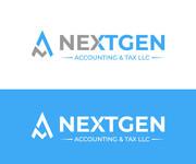 NextGen Accounting & Tax LLC Logo - Entry #589