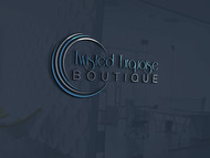 Twisted Turquoise Boutique Logo - Entry #10