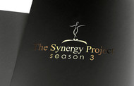 """The Synergy Project"" and place the word ""season three"" underneath in smaller front either as "" season 3"" or ""season three"" Logo - Entry #95"