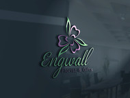 Engwall Florist & Gifts Logo - Entry #160