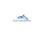 Revolution Roofing Logo - Entry #438