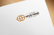 The Hive Mind Apiary Logo - Entry #14