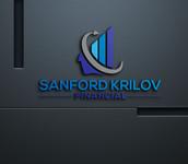 Sanford Krilov Financial       (Sanford is my 1st name & Krilov is my last name) Logo - Entry #514