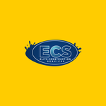 Elite Construction Services or ECS Logo - Entry #79