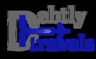 Debtly Travels  Logo - Entry #90