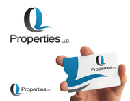 A log for Q Properties LLC. Logo - Entry #50