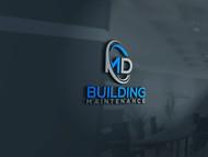 MD Building Maintenance Logo - Entry #154
