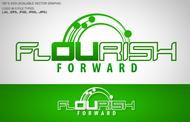 Flourish Forward Logo - Entry #70