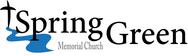 Spring Green Memorial Church Logo - Entry #8